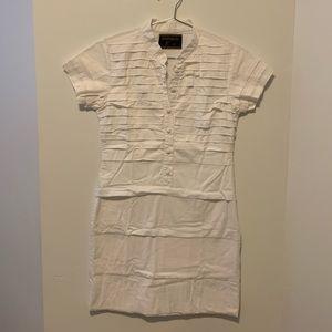 Dresses & Skirts - White Ruffle Dress